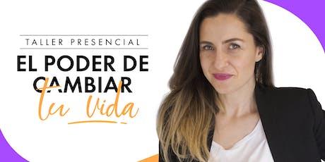 TALLER PRESENCIAL El Poder de Cambiar tu Vida |14 de Dic. | Buenos Aires entradas