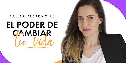 TALLER PRESENCIAL El Poder de Cambiar tu Vida |14 de Dic. | Buenos Aires
