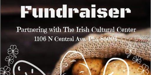 First Friday/Potato Bar Fundraiser
