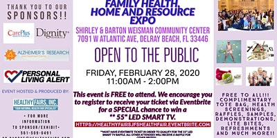 Health, Home and Resource Expo 2020