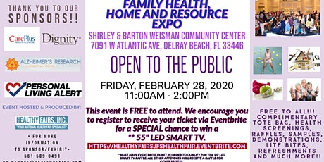 Health, Home and Resource Expo 2020 tickets
