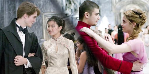 Harry Potter Yule Ball Dance Lessons