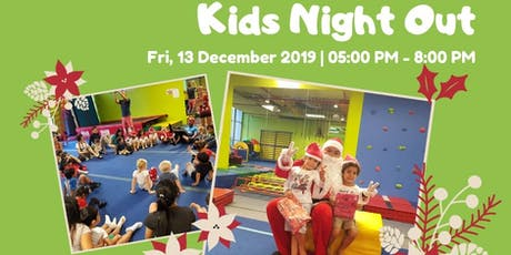 Kids Night Out with Santa tickets