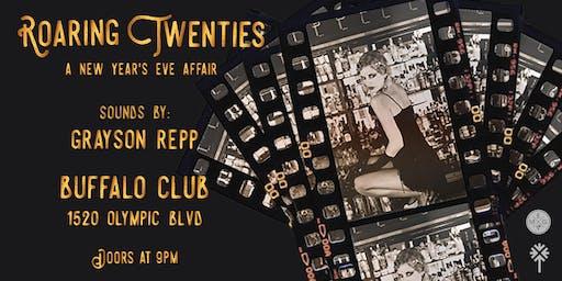 Roaring Twenties - A New Year's Eve Affair - Buffalo Club