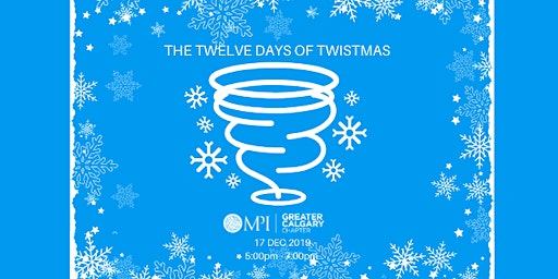 The 12 Days of Twistmas
