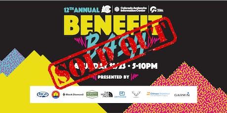 12th Annual CAIC Benefit Bash tickets