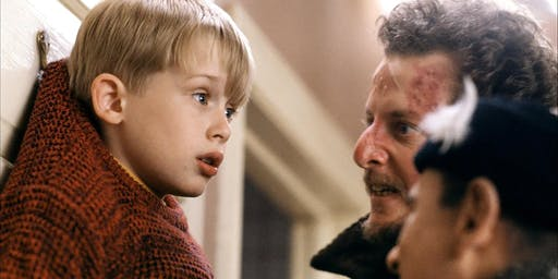 Holiday Movie: Home Alone