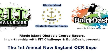 1st Annual New England OCR Expo tickets