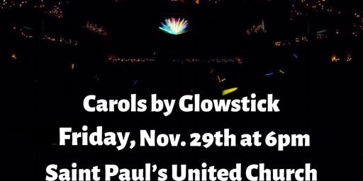 Carols by Glowstick