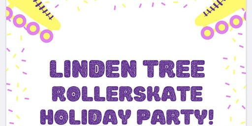 Linden Tree Rollerskating Holiday Party