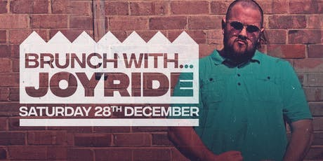 Brunch with...Joyride tickets