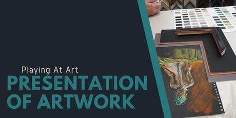 Playing at  Art - Presentation of Artwork (3hrs) tickets