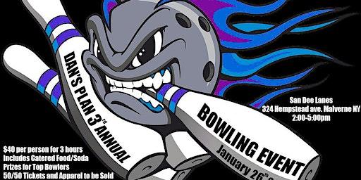 Dans Plan 3rd Annual Bowling Event