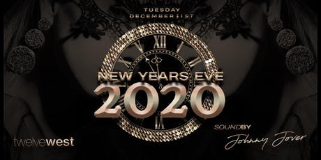 New Years Eve @ Twelve West tickets