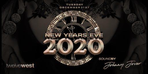 New Years Eve @ Twelve West