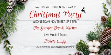 Macleay Valley Business Chamber Christmas Function tickets