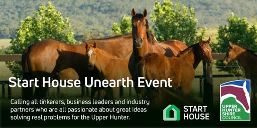 Start House Unearth Event - Scone