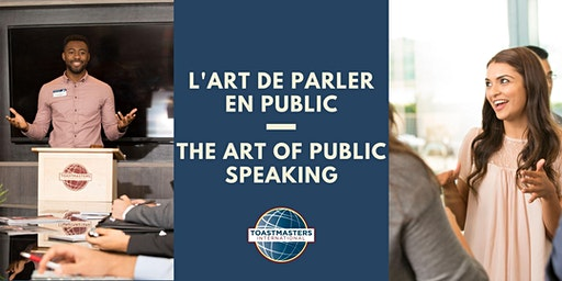 L'art de parler en public | The art of public speaking