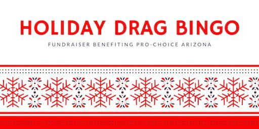 Holiday Drag Bingo
