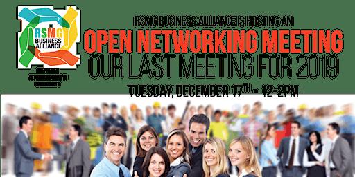 Open Networking!