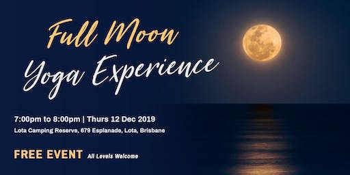 Full Moon Yoga Experience