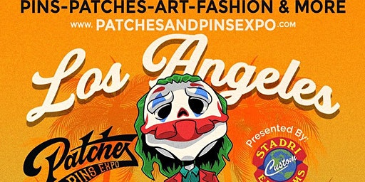 Patches and Pins Expo Los Angeles
