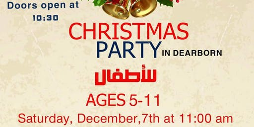 Christmas Party in Dearborn