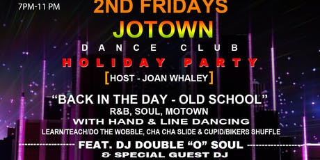 Jotown Dance Club 2nd Friday, December tickets