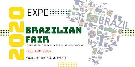 BRAZILIAN FAIR - FREE ADMISSION tickets