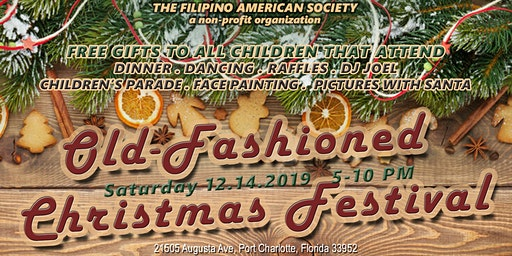 Old-Fashioned Christmas Festival