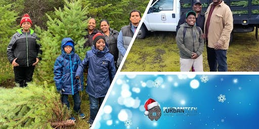 Holiday Tree Cutting with US Forestry Deparment