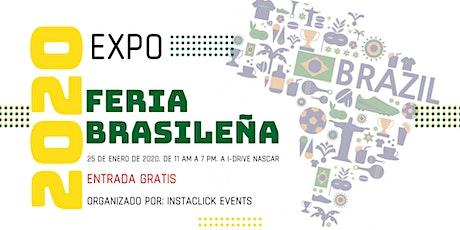 FERIA BRASILEÑA - ENTRADA GRATIS tickets