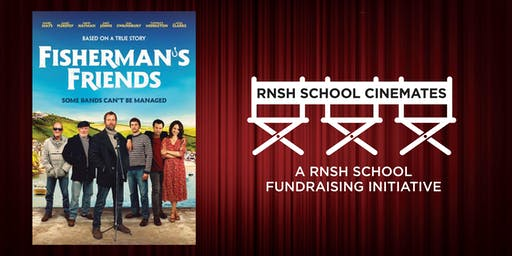 RNS Hospital School Charity Night  - Fisherman's Friends