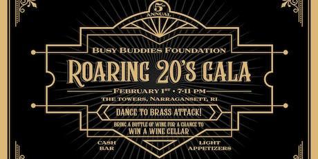Busy Buddies Foundation: Roaring 20's Gala tickets