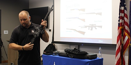 Kids Firearm Safety 1 @ The Albany Police Department Sponsored By Ace Buyers tickets