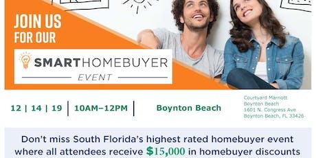 SmartHomeBuyer Event! tickets