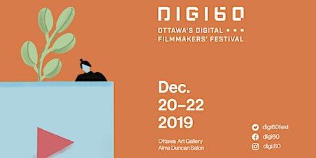 2019 Digi60 Filmmakers' Festival tickets