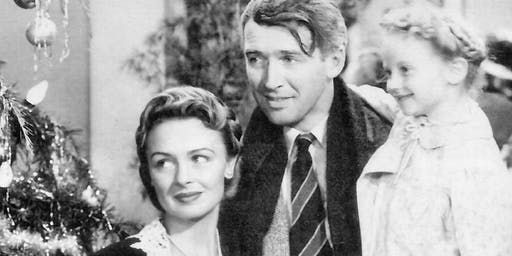 Holiday Movie:  It's a Wonderful Life