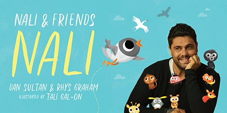 Storytime with Dan Sultan tickets