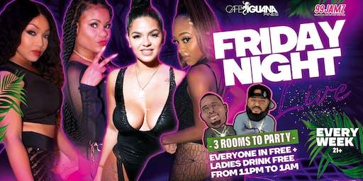 Friday Night Live At Iguanas