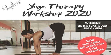 Yoga Therapy (Restore wellbeing through yoga) tickets