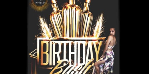 IVORY'S 21ST NYE BIRTHDAY BASH