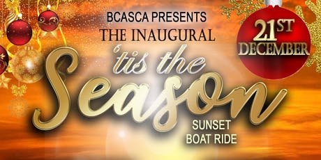 BCASCA Pre-Christmas  Sunset Boat Ride tickets