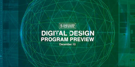 VFS Digital Design Program Preview tickets