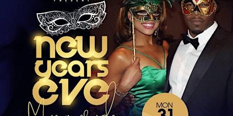 Afrodisiac NYE '20 Masquerade Party tickets