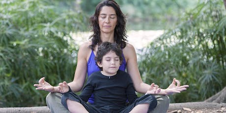 December Meditation Class with Parent & Child(ren) Ages 5-13 tickets