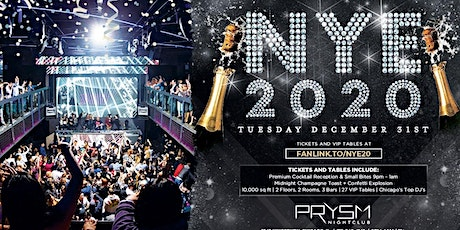 PRYSM New Years Eve  tickets