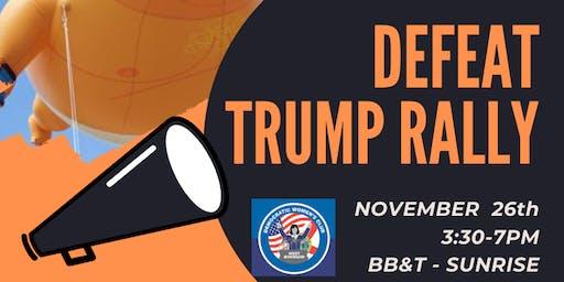 Impeach Trump Rally