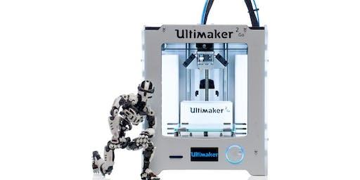 3D printer demonstration