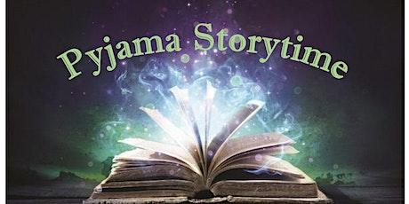 Pyjama Storytime (3-8yrs) tickets